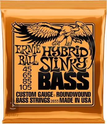 ERNIE BALL 2833 Struny pro baskytaru