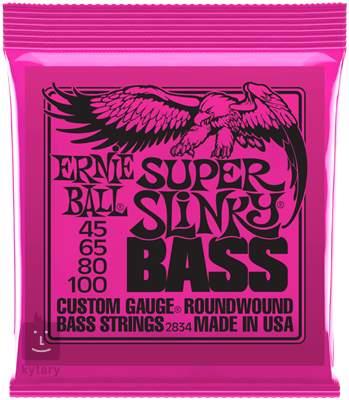 ERNIE BALL 2834 Struny pro baskytaru