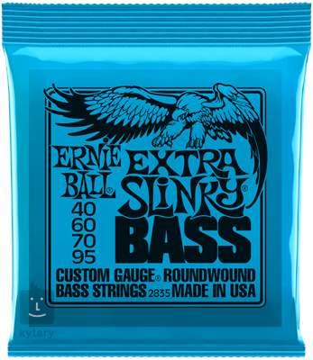 ERNIE BALL 2835 Struny pro baskytaru