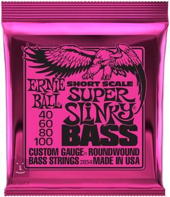 ERNIE BALL 2854 Struny pro baskytaru