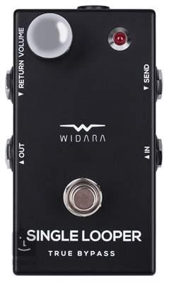 WIDARA Single Looper Return Volume Black Signálový přepínač