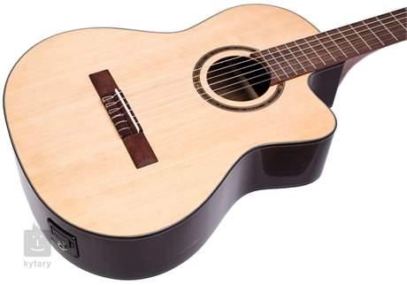 CORT AC-160CF NAT Klasická elektroakustická kytara