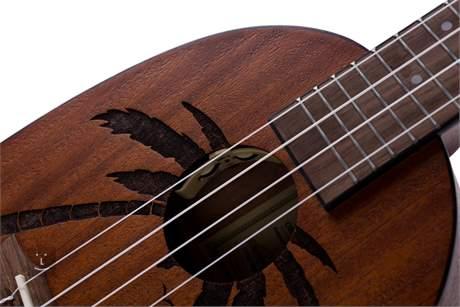 ORTEGA RUPA5MM-E Elektroakustické ukulele