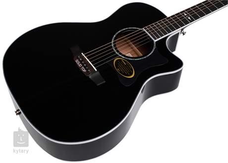 CORT GA 5F-BK Elektroakustická kytara