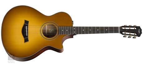 TAYLOR 312ce 12-Fret NAMM LTD Elektroakustická kytara