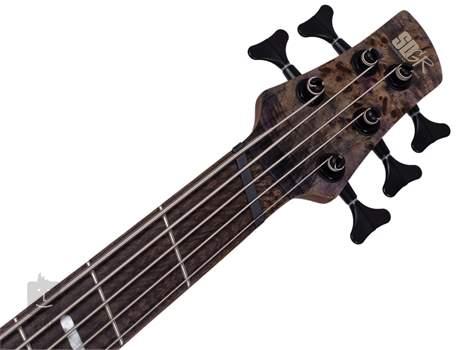 IBANEZ SRMS805-DTW Elektrická baskytara