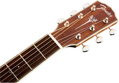 FENDER PM-3 Triple-0 Mahogany NAT Akustická kytara