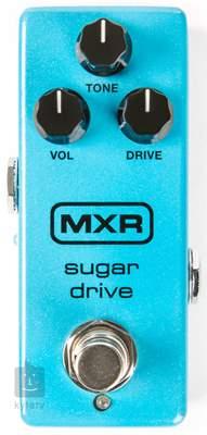 DUNLOP DUNLOP M294 MXR Sugar Drive Mini Kytarový efekt