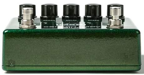 DUNLOP DUNLOP M292 MXR Carbon Copy Deluxe Kytarový efekt