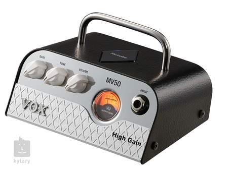 VOX MV50 HG Kytarový hybridní zesilovač