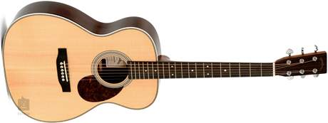 SIGMA GUITARS SOMR-28HE Elektroakustická kytara