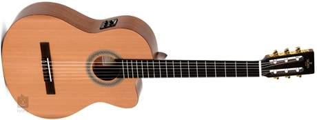 SIGMA GUITARS CMC-STE Klasická elektroakustická kytara