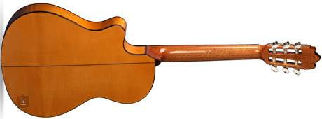 ALHAMBRA 3 F-CT-E1 Klasická elektroakustická kytara