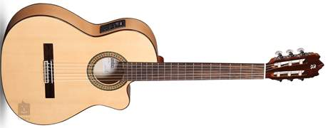 ALHAMBRA 3 F-CW-E1 Klasická elektroakustická kytara