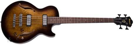 IBANEZ AGBV200A-TCL Semiakustická baskytara