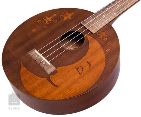 EDDY FINN EF-MOON Akustické ukulele