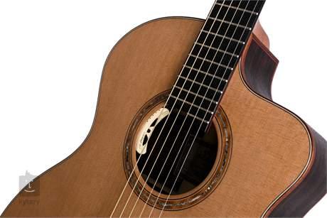 DOWINA Amber Road GACE 2017 Elektroakustická kytara