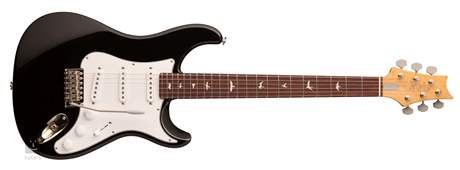 PRS John Mayer Silver Sky J1 Onyx Elektrická kytara