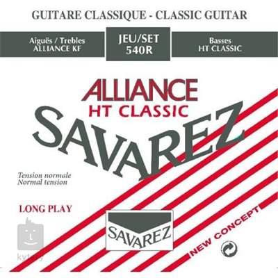 SAVAREZ 540R Nylonové struny pro klasickou kytaru