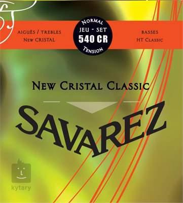 SAVAREZ 540CR Nylonové struny pro klasickou kytaru