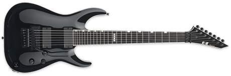 ESP E-II Horizon FR-7 BLK Elektrická sedmistrunná kytara