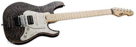 ESP Snapper CTM24 FR STBLK Elektrická kytara