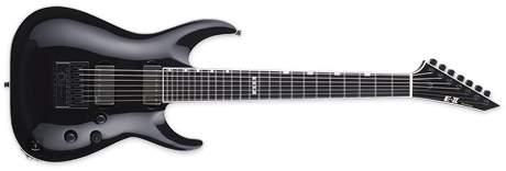 ESP E-II Horizon NT-7 ET BLK Elektrická sedmistrunná kytara