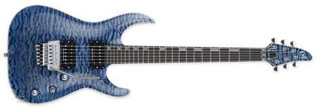 ESP Horizon CTM FR FBLSK Elektrická kytara