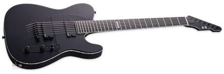 ESP E-II T-B7 Baritone BLKS Elektrická sedmistrunná kytara