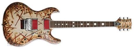 ESP E-II RZK-I Burnt Elektrická kytara
