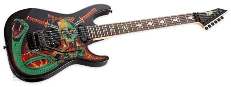 ESP George Lynch Skulls & Snakes  Elektrická kytara