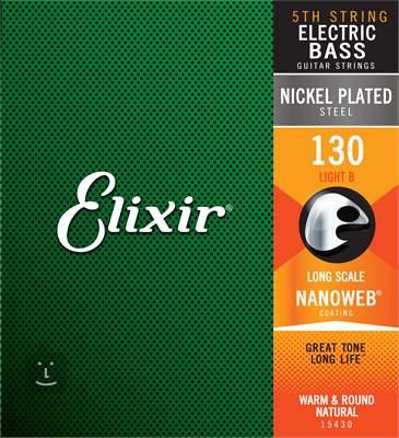 ELIXIR 15430 Kusová struna