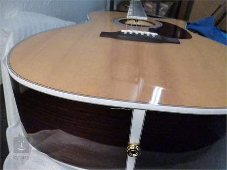 SIGMA GUITARS JRC-40E (poškozené) Elektroakustická kytara