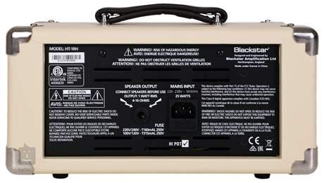 BLACKSTAR HT-1RH Blonde Limited Edition Kytarový lampový zesilovač
