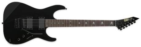 ESP KH-2 Bolt On BLK Elektrická kytara