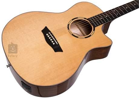 WASHBURN Woodline WLO10SCE-O-U Elektroakustická kytara