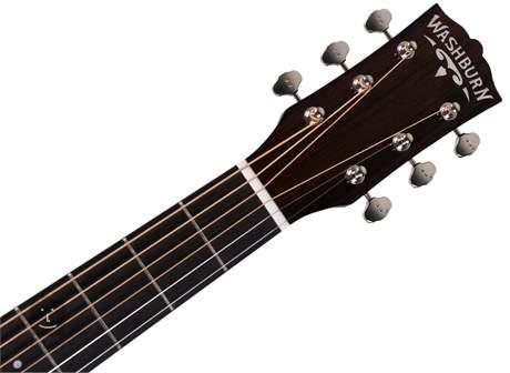 WASHBURN Vintage Reissue RSG200SWEVSK-D-U Elektroakustická kytara