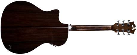D'ANGELICO Premier Gramercy Natural Elektroakustická kytara