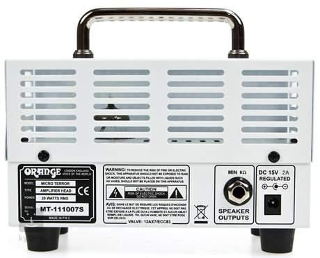 ORANGE Micro Terror Kytarový hybridní zesilovač
