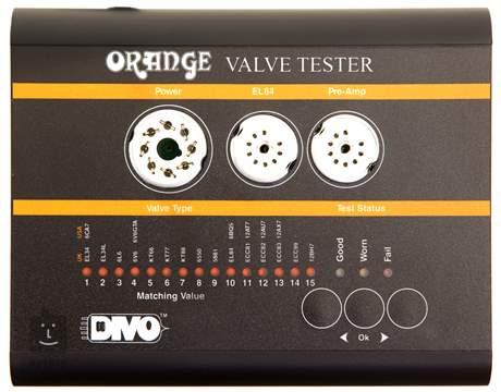 ORANGE VT1000 Elektronkový testr
