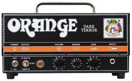 ORANGE Dark Terror Kytarový lampový zesilovač