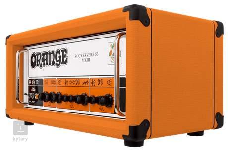 ORANGE Rockerverb 50H-MkIII Kytarový lampový zesilovač