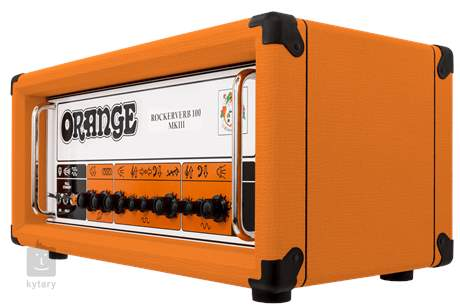 ORANGE Rockerverb 100H-MkIII Kytarový lampový zesilovač