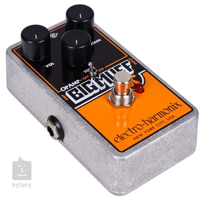 ELECTRO-HARMONIX OP AMP BIG MUFF Kytarový efekt