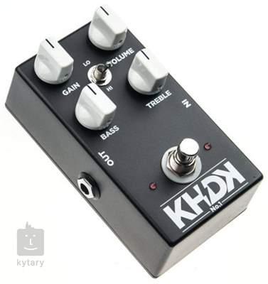KHDK No. 1 Kytarový efekt