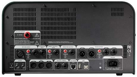 KEMPER Profiler PowerHead Profilovací zesilovač