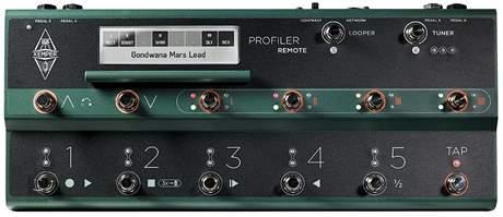 KEMPER Profiler Rack + Profiler Remote Profilovací předzesilovač