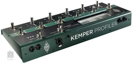 KEMPER Profiler Head White + Profiler Remote Profilovací předzesilovač