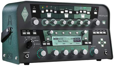 KEMPER Profiler PowerHead + Profiler Remote Profilovací zesilovač