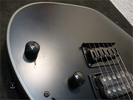 IBANEZ RG421EX-BKF (poškozené) Elektrická kytara
